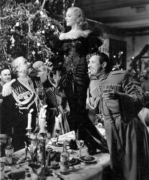 "Isa Miranda in ""Hotel Imperial"" (1939)"