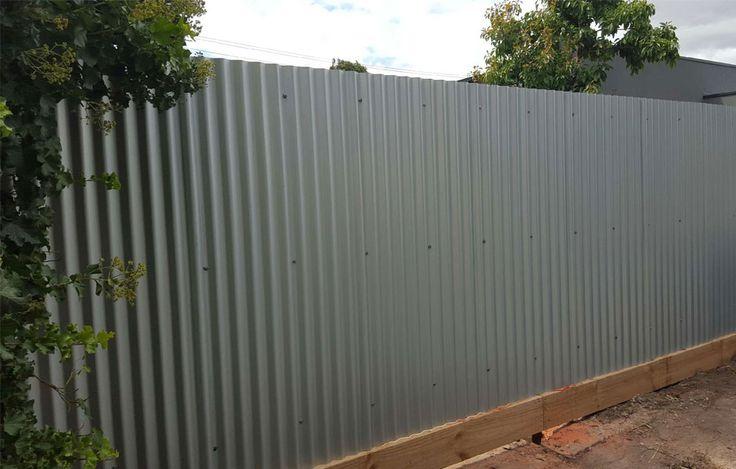 Best 25 Steel Fence Panels Ideas On Pinterest
