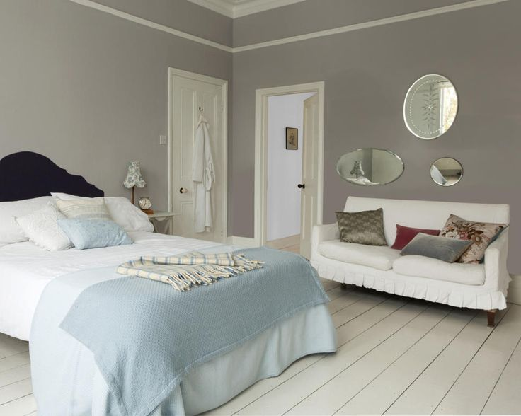 Grey Steel 3 - Dulux - finally decided on bedroom colour..?
