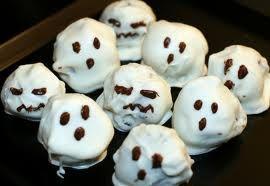 oreo balls recipe halloween - Google Search