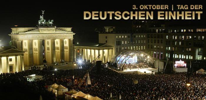 fete nationale allemande 9 novembre
