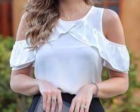 blusa campesinas limonni dama elegantes de mujer moda li458