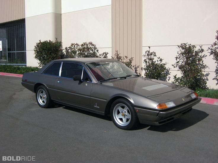 1981 Ferrari 400i 2+2