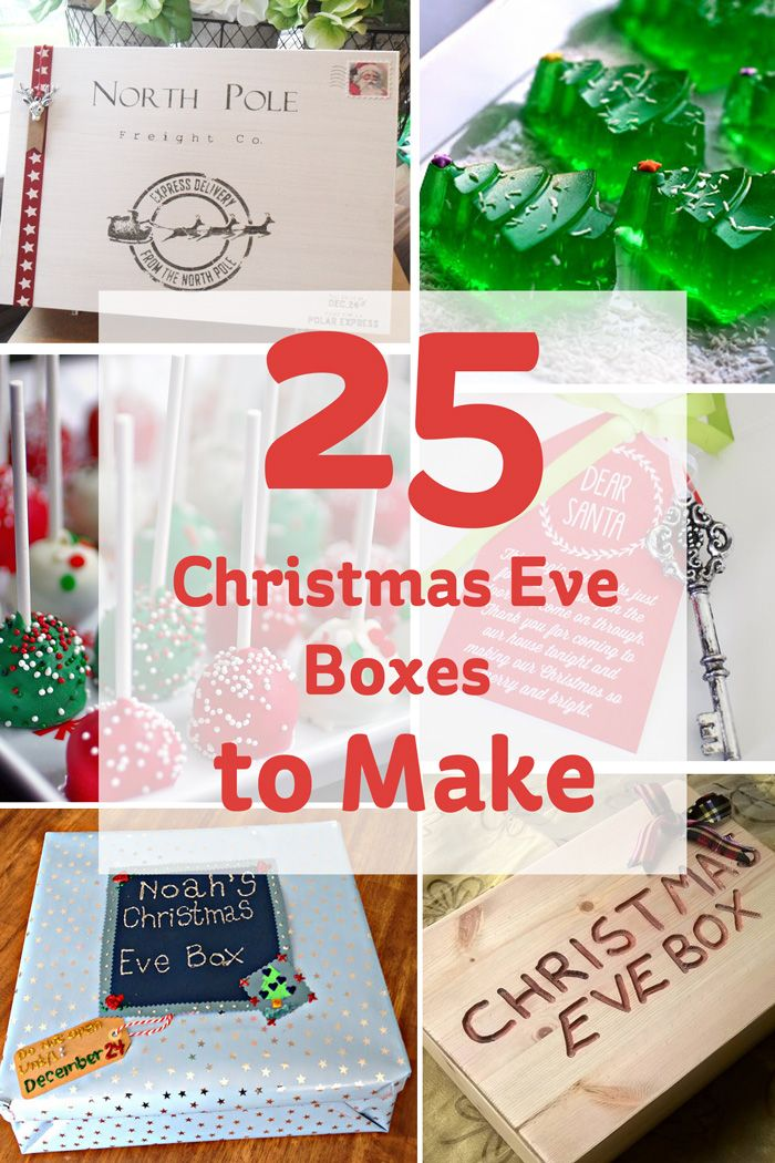 Christmas Eve boxes are the hottest festive trend right now, and for a good reason - what a great way to enjoy Christmas Eve together! If you're thinking about making your own for this special eve, take a look below for some ideas on what to do for all members of the family.