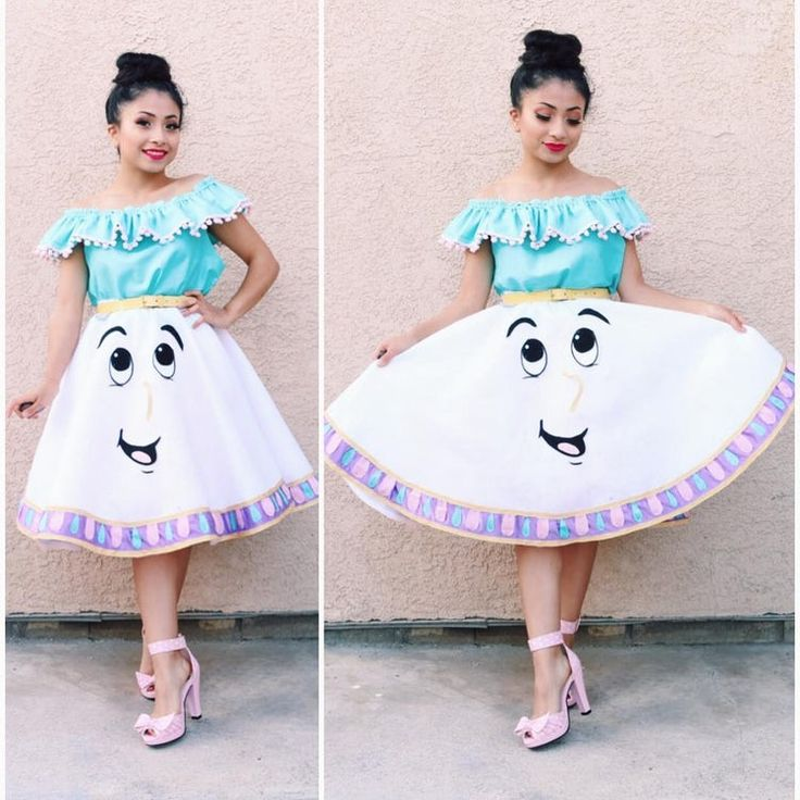 12 DIY Disney Costumes Fit for Your Own Personal Fairy Tale