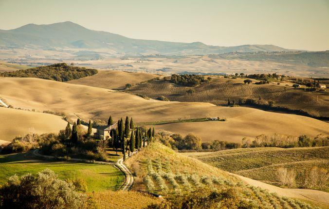 Fototipps Toskana