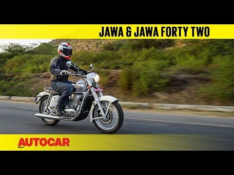 Jawa And Jawa Forty Two First Ride Review Autocar India