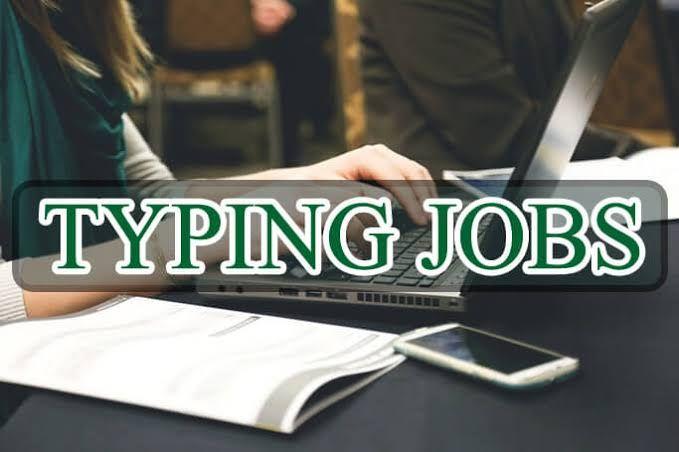 Freelance Typing Jobs In Jaipur