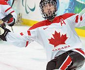 Sledge hockey is one of 6 winter sports that will be featured at the 2014 Paralympic Games in Sochi March 7-16th!  Click on the link to learn about the classifications, adaptations and history of  all all paralympic sports.