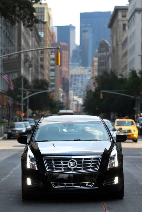 First Drive: 2013 Cadillac XTS