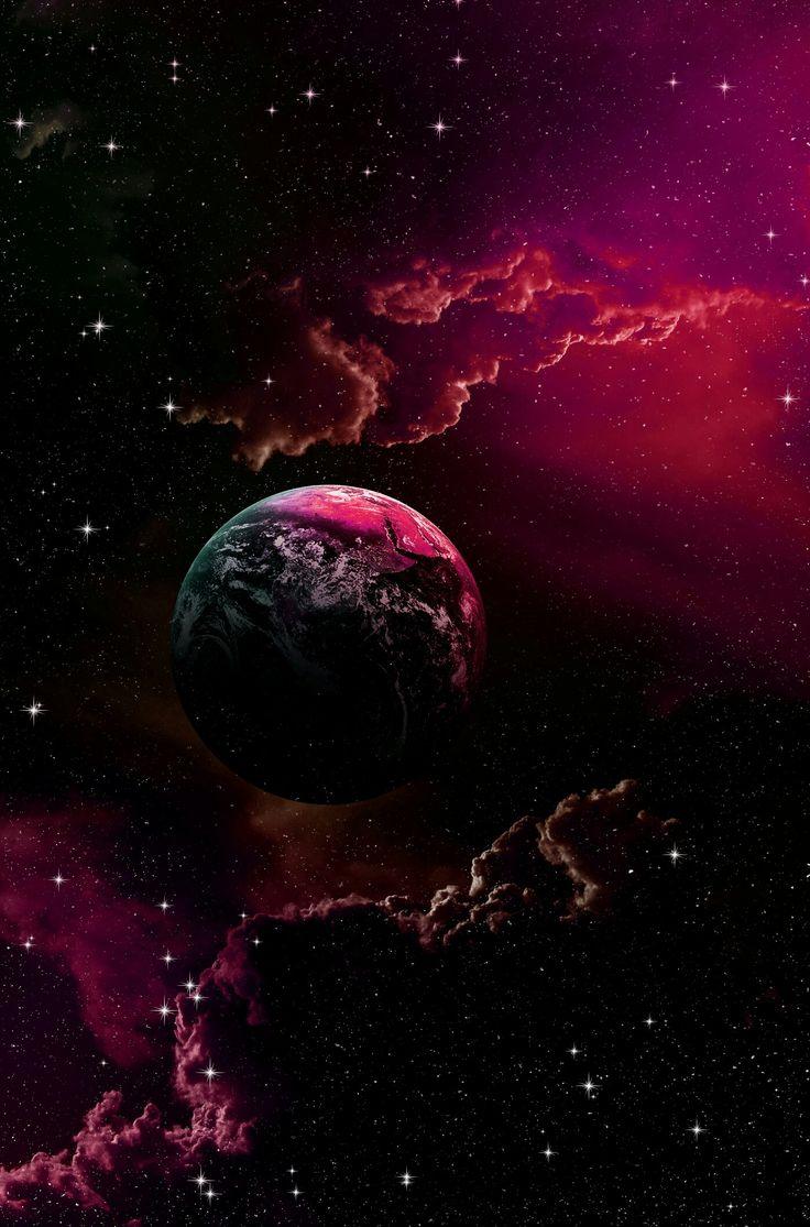 Картинки космоса телефон