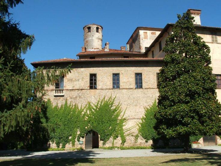 Il Castello della Manta è un maniero medievale situato sulle colline di Manta, in Provincia di Cuneo.