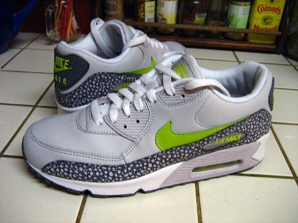 Nike Air Max 90 Safari Cactus (2007) - l encyclopédie  37957759b