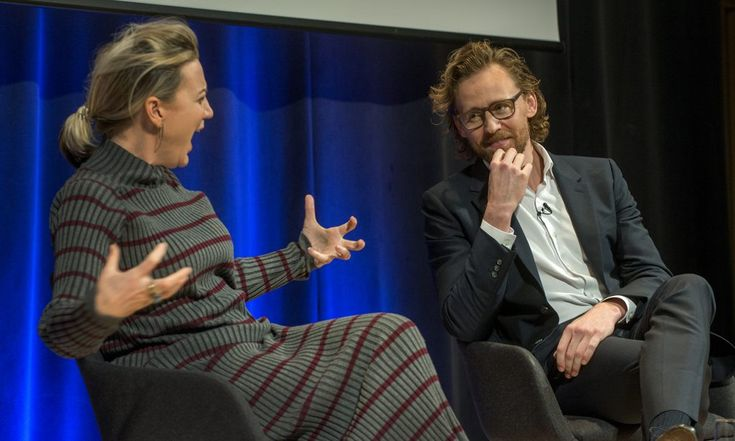 Tom Hiddleston & Josie Rourke | Alan Howard / JW3 Speaker ...