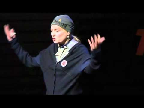 TEDxObserver - Vivienne Westwood