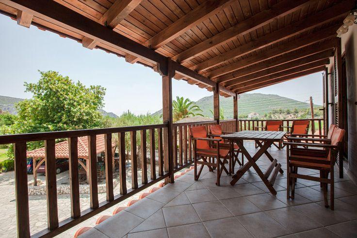 Rosalia's balcony