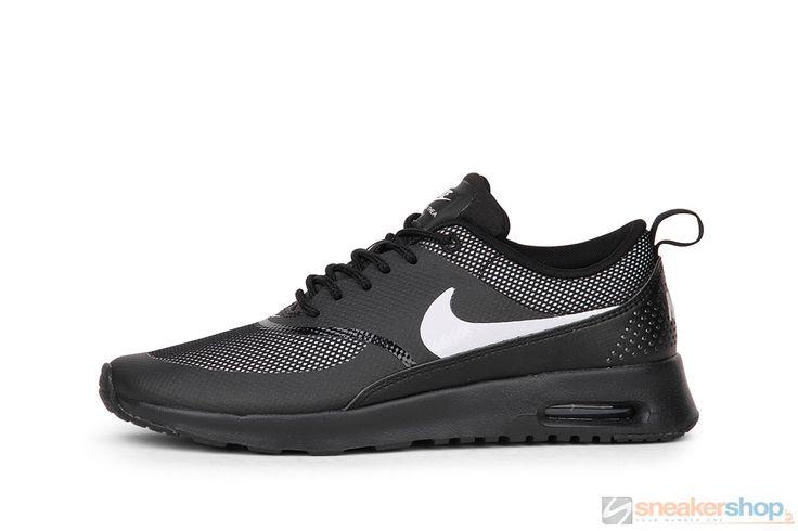 Nike Air Max Thea Wmns (Black/White)   599409-017