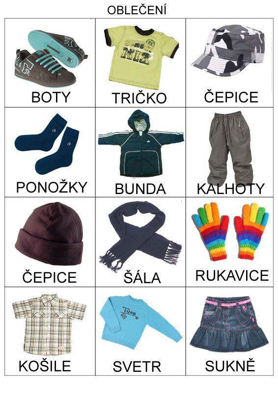 Pro Štípu: Oblečení