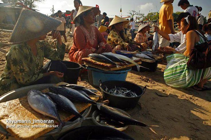 Fish market tour