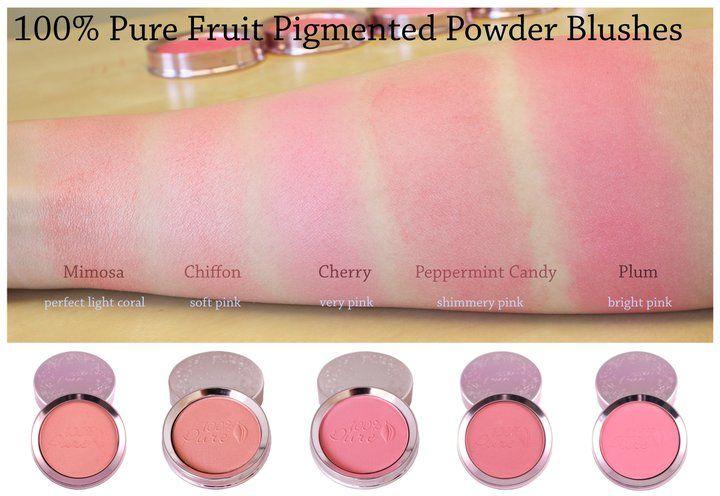 100 percent pure pretty naked blush - Google Search