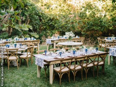 Gorgeous Rustic Outdoor Wedding Reception The Kitchen For Exploring Foods Pasadena Ca Caterer