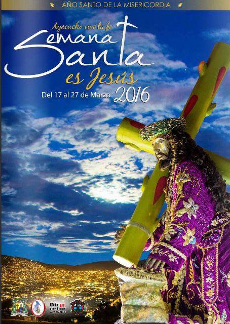 Semana Santa en Ayacucho 2016
