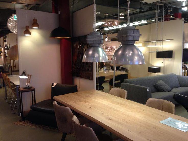 Iluminaci n tienda l mparas para sala decoraci n for Decoracion de cocinas industriales