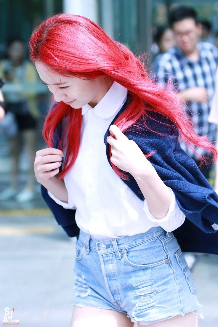 f(x) - Krystal #크리스탈 Jung SooJung #정수정