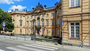 St. Mary Church Poland | Sapieha Palace, Warsaw - Wikipedia, the free encyclopedia