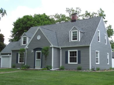 Deep Granite By Mastic Siding Color Choices In 2019