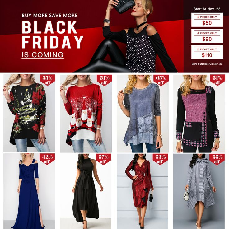 Black Friday& Cyber Monday Sales: The Biggest Sale Of The