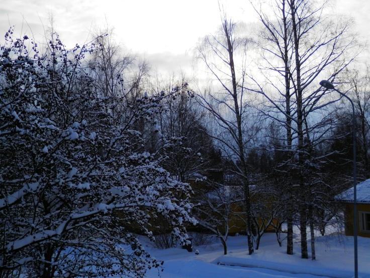 """Saunakallio,Finland  """"Demise of Lord Snow and Sun"""""""