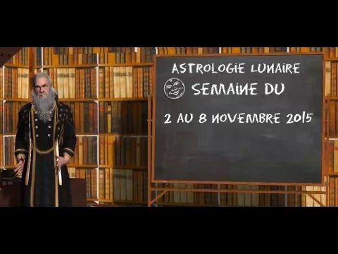 Astrologie Lunaire ☽ En Général du 2 au 8 novembre 2015
