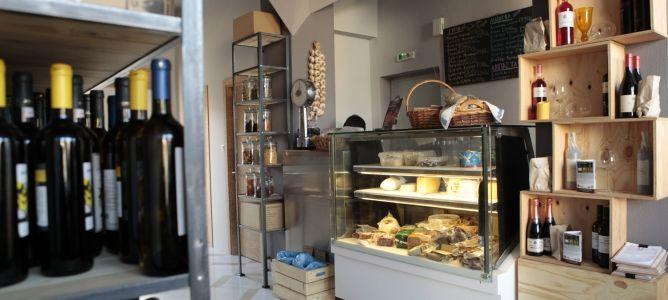 delicatessen inside