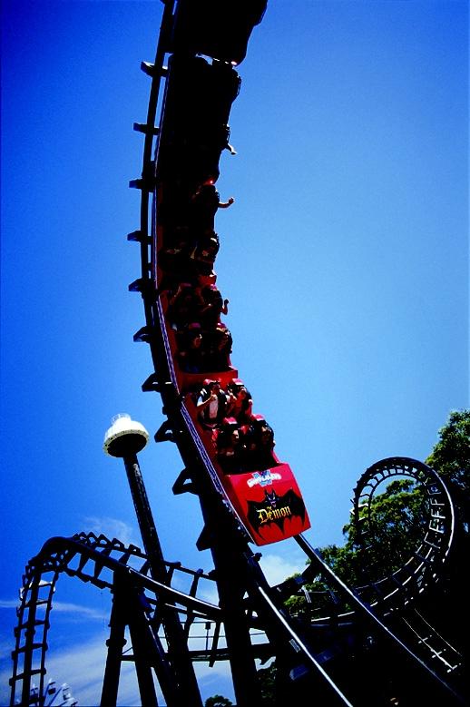 The Demon from Australia's Wonderland / Wonderland Sydney