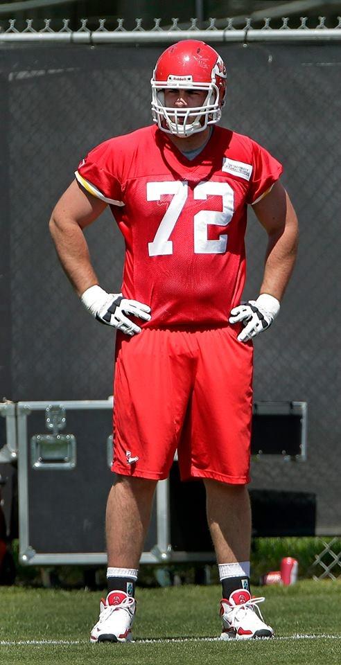 Eric Fisher, Kansas City Chiefs