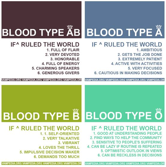 Japan and blood types Does it determine personality - BBC News