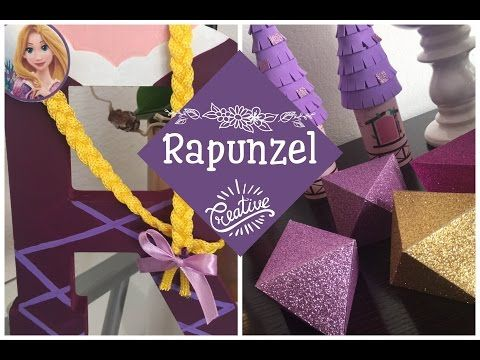Ideas de Rapunzel !!! - YouTube