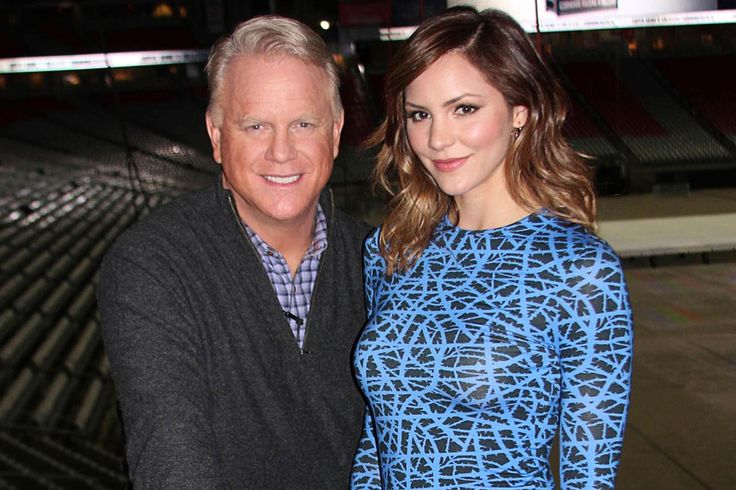Exclusive First Look: Katharine McPhee and Boomer Esiason Count Down Super Bowl's Greatest Commercials