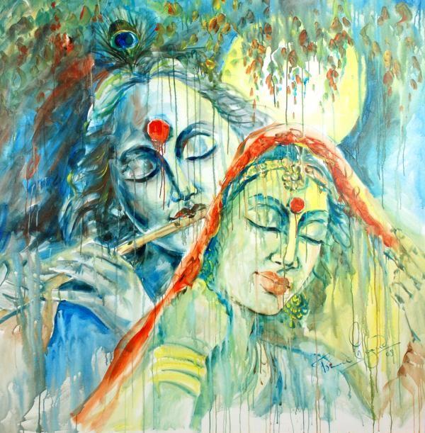Tava Virahe Keshava... Happy Birthday Krishna, Eternal Lover