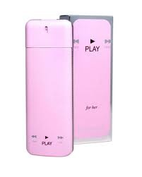 Givenchy Play EDP for Women 75ml- $79.99. 50ml- $59.00   Amour Fragrances & Beauty Boutique 1555 Talbot Rd. LaSalle Ont N9H 2N2 (519) 967-8282
