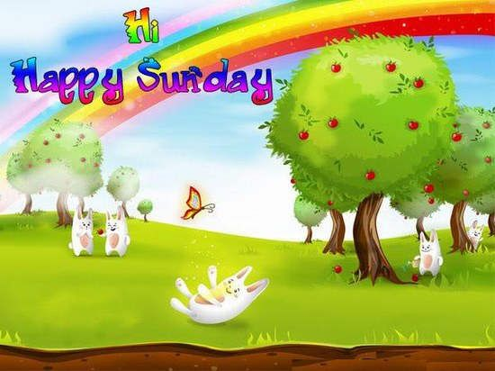 happy sunday card Happy Sunday Wishes & Quotes Wallpaper