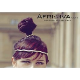 AfriDiva Necklace - SILVER - Jewellery | Buy Online in South Africa | MzansiStore.com