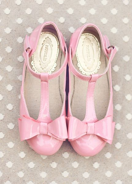 Love these little girlie shoes in every color they offer.
