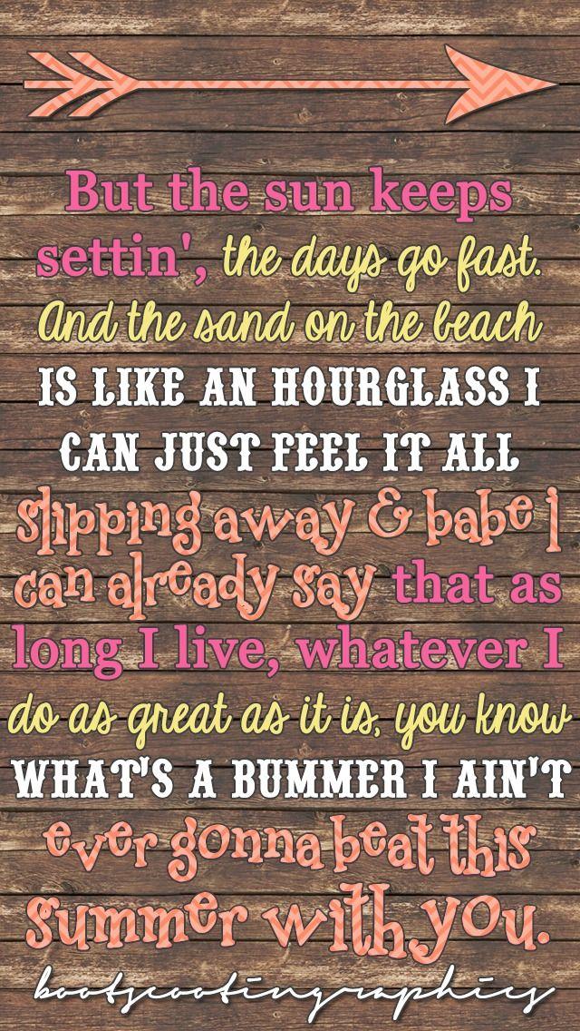 Cute Country Music Lyrics