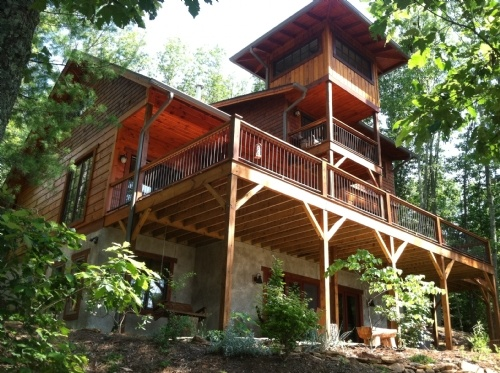 129 best images about favorite log cabins on pinterest for Asheville nc lodging cabins