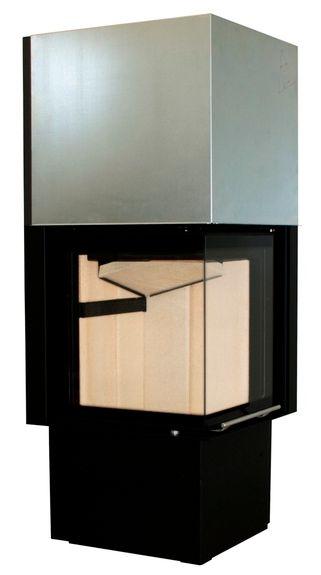 Wkład Smart 2LTh - Hajduk #fireplace #inserts #modern #fireside #fireplace #ogrzewanie #kominek #piec