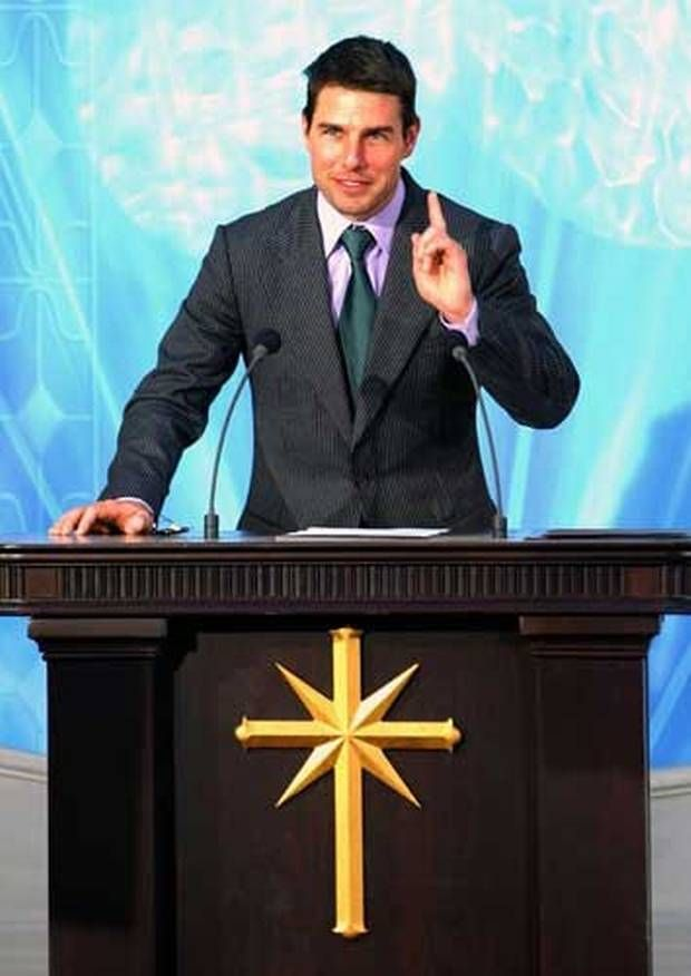 Join me as I take a look at Scientology, the religion of Tom Cruise and John Travolta. What do Scientologists believe?  Are they Christians? Coming Soon on SDA Cult!   Photo from: