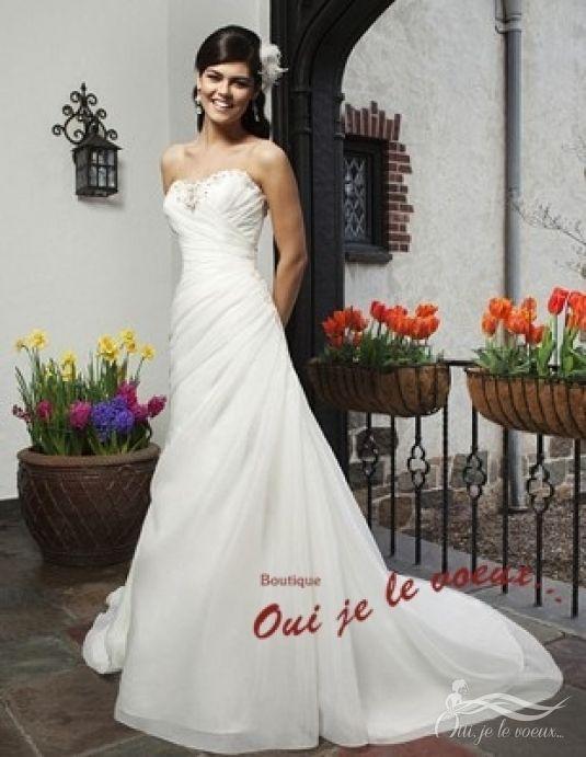 16 best Wedding Gowns images on Pinterest   Wedding frocks, Short ...