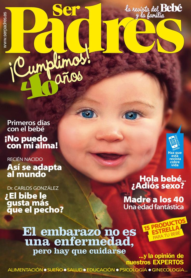 Revista SER PADRES 480. ¿El #bibe le gusta más que el pecho? La #revista del #bebé y la #familia.